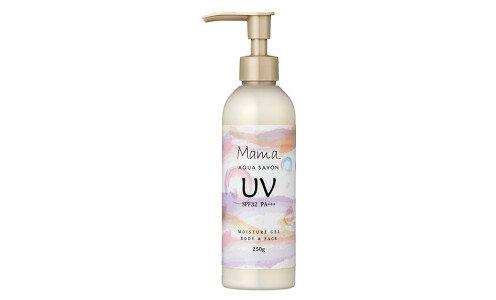 AQUASAVON Mama UV Moist Gel - санскрин для всей семьи