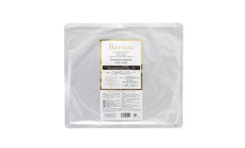 RAVISSA Premium Separate Jelly Mask — таргетная гелевая маска для тотального ухода