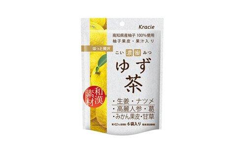 KRACIE Yuzu Cha — напиток из юдзу