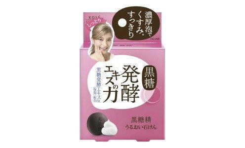 KOSÉ Kokutosei Moisture Soap — увлажняющее мыло для лица
