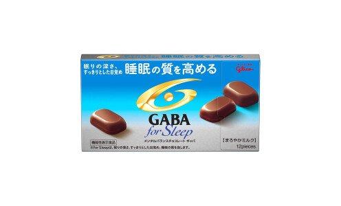 GLICO GABA for Sleep Chocolate — шоколад с ГАМК для улучшения качества сна
