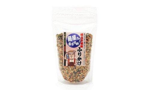 SASAKI Sakanayasan no Furikake — фурикаке по-домашнему из рыбной лавки