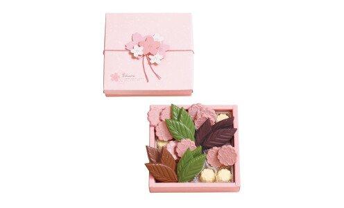 FURANSUYA Hanazakura L — набор шоколада