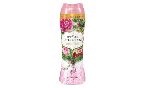 LENOR Happiness Aroma Jewel — аромат для стирки в гранулах