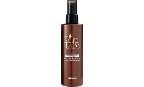 YANAGIYA Kera Labo Soft Type — защитный спрей для жестких волос