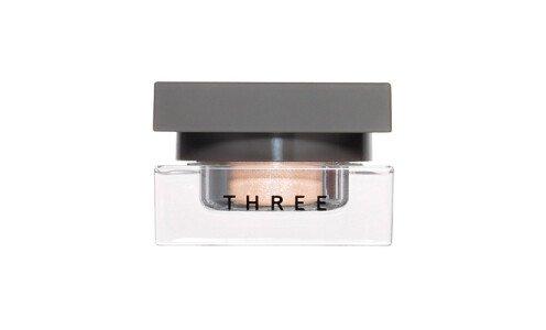 THREE Shimmering Color Veil Statement — рассыпчатые тени