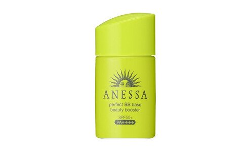 SHISEIDO Anessa Perfect Bb Base Beauty Booster — бб-флюид с максимальной защитой от солнца