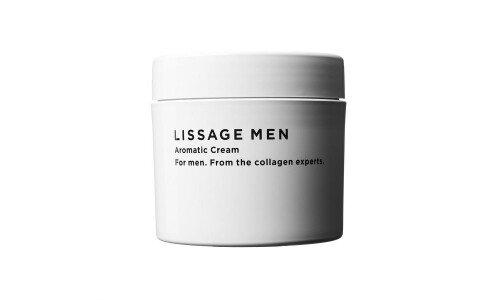 KANEBO Lissage Men Aromatic Cream — крем для тела, ароматерапия