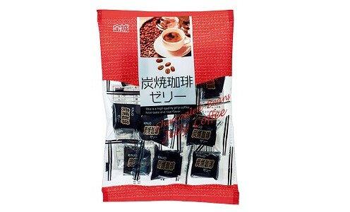 KINJO Coffee Jelly — желейные конфеты с кофе