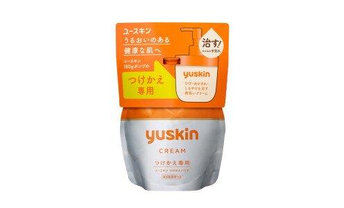 YUSKIN Aa Family Medical Cream — заживляющий витаминный крем, сменный картридж 180 г.