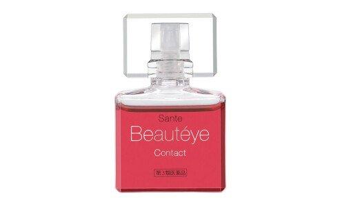 SANTE Beauteye Contact — увлажняющие капли для тех, кто носит линзы