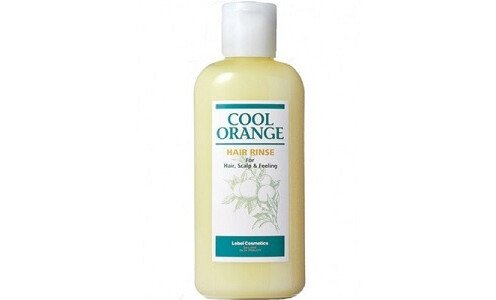 LEBEL Cool Orange hair rinse — ополаскиватель для волос, 200 мл.