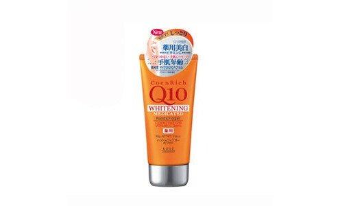 KOSÉ CoenRich Q10, Medicated — крем для рук.