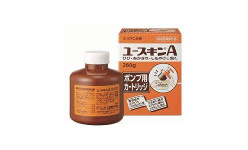 YUSKIN A Family Medical Cream — заживляющий витаминный крем, сменный картридж 260 г.