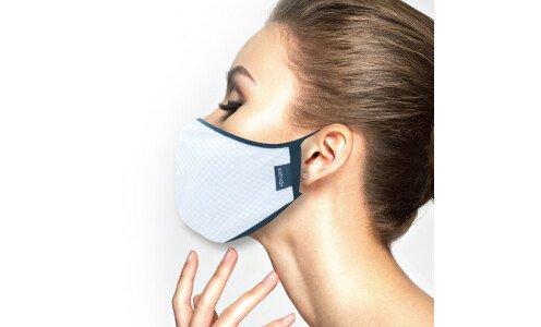 HEPASKIN 4D Lamelame Stretch Warm Mask — гигиеническая многоразовая маска с теплым эффектом