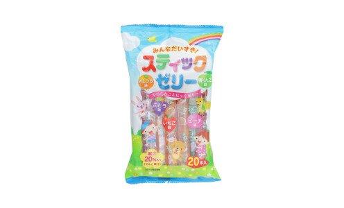 RIBON Konnyaku Stick Jelly — фруктовое желе из конняку в стиках