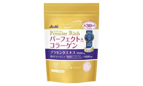 ASAHI Premier Rich Perfect Collagen — коллагеновая смесь