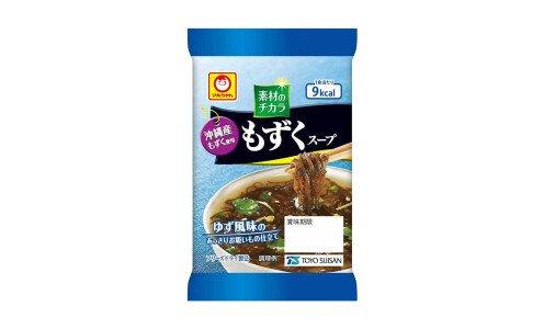 MARUCHAN Mozuku Soup — легкий суп с водорослям модзуку, 5 порций