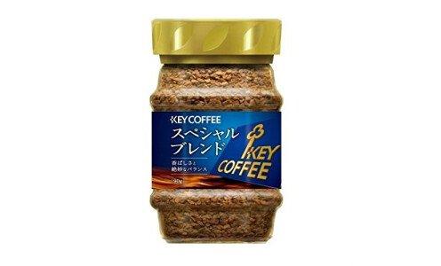 KEY COFFEE Special Blend — растворимый кофе