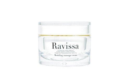 RAVISSA Modeling Massage Cream — моделирующий массажный крем для лица и тела