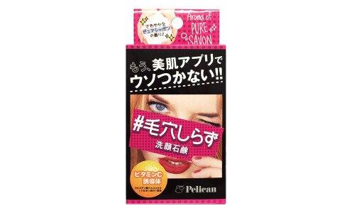 PELICAN Keanashirazu — мыло для кожи с расширенными порами