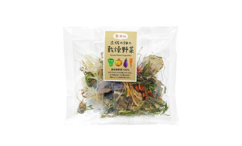 TOSA NO HATAKE Assorted Dried Vegetables — ассорти из традиционных японских сушеных овощей, водорослей и грибов