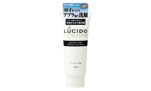 LUCIDO Ageing Care Oil Clear Face Wash — матирующая пенка для умывания для мужской кожи