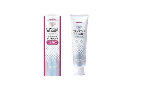 SETTIMA Crystal Bright — зубная паста с алмазной пудрой