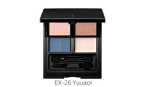SUQQU Blend Color Eyeshadows  — палетка теней
