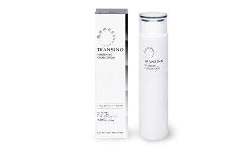 TRANSINO Whitening Clear Lotion — отбеливающий увлажняющий лосьон