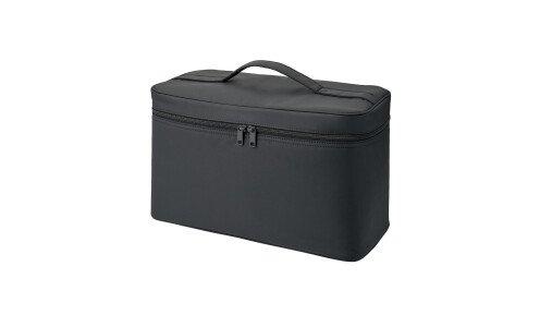 MUJI Nylon Make Box Large — бьюти-кейс большого размера