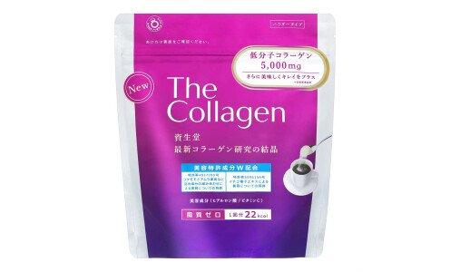 SHISEIDO The Collagen Powder W — коллагеновый комплекс