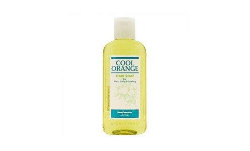 LEBEL Cool Orange hair soap (Cool type) — шампунь для ухода за кожей головы, 200 мл.