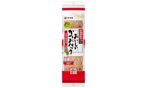 YAMAKI Katsuo Pack - хлопья бонито (кацуобуси) в порционных пакетиках