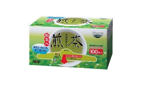AGF Blendy Sencha Stick — растворимый чай в стиках