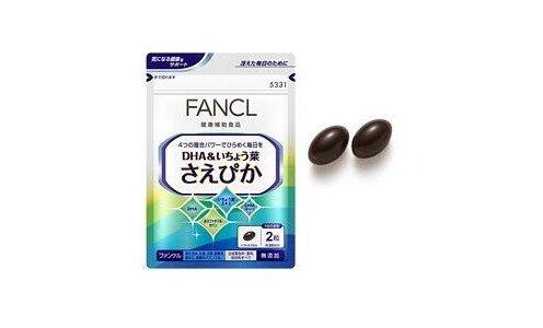 FANCL Saepika — витамины для ума.