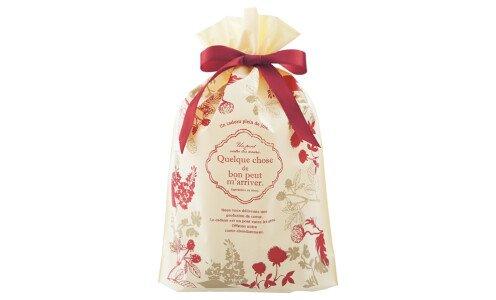 Подарочная упаковка Modern Relax с бантиком (gift bag)