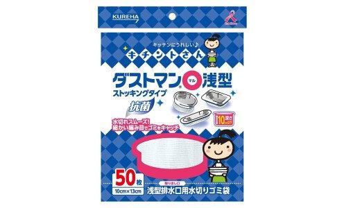 KUREHA Dustman Drainer Net — сеточка-фильтр для кухонной мойки
