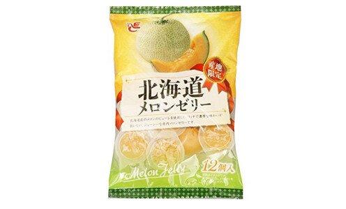ACE BAKERY Hokkaido Melon Jelly — желе с дыней