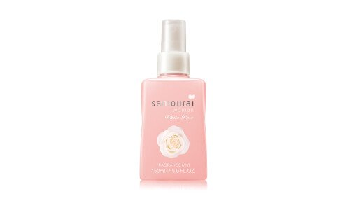 SPR Samourai Woman White Rose — ароматическая дымка