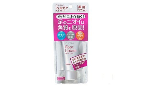 SHISEIDO Ferzea Foot Cream — крем для ног