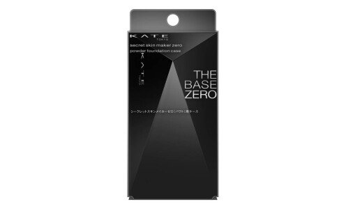 KATE Secret Skin Maker Zero — кейс для пудры