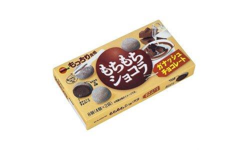 BOURBON Mochimochi Chocolat — моти-шоколад