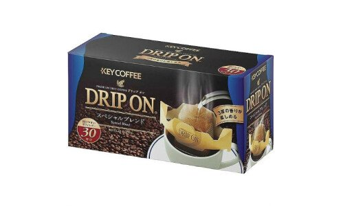 KEY COFFEE Special Blend — дрип-кофе
