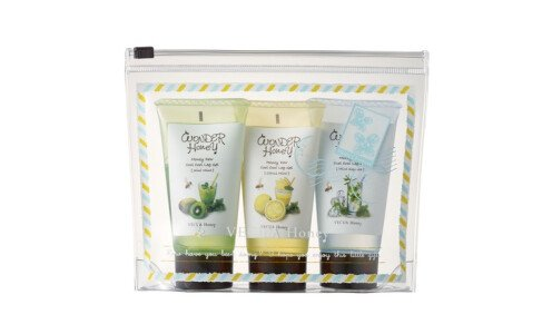 VECUA Wonder Honey Cool Cool Leg Gel Gift Set — подарочный набор