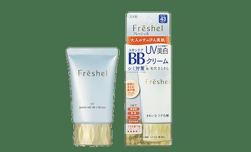 KANEBO Freshel White C Mineral BB cream  — бб-крем с усиленной защитой от солнца.