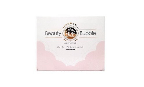 BEAUTY BUBBLE Skin Peel Pack — CO2 маска для лица, 1 шт