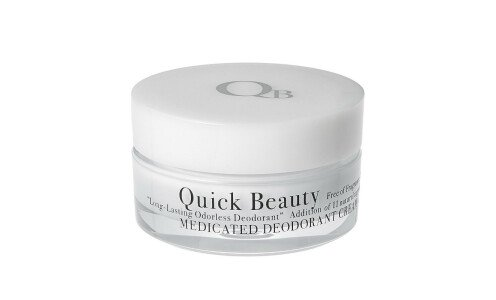 LIBERTA Quick Beauty Medicated Deodorant Cream — крем-дезодорант