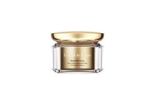 AXXZIA Le Ciel de L`aube Royal Rich Cream — увлажняющий крем-обертывание