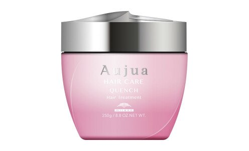 MILBON Aujua Quench Hair Treatment — маска для глубокого увлажнения волос